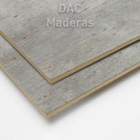 Fondo s/Fibro 5,5mm 1 cara Concreto 2,60x1,83cm