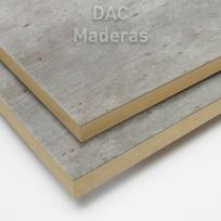 Melamina s/Fibro 18mm Concreto 260x183cm