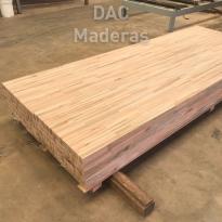 Tabl. Alist. Eucaliptus S/N 40mm 1.22x3 mts
