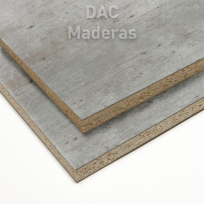 Melamina s/Aglo 18mm Concreto 260x183cm