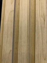 Varilla Panel 18mm MAPLE 2.80x12cm x4un=1.36mts2