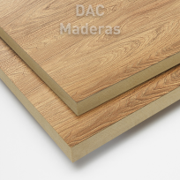Melamina s/mdf 18mm HICKORY NATURAL (H3730) 260x183