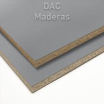 Melamina s/aglo 25mm Aluminio 275x183